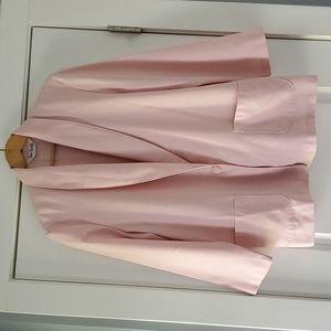 Two Twenty Vintage dusty pink blazer!